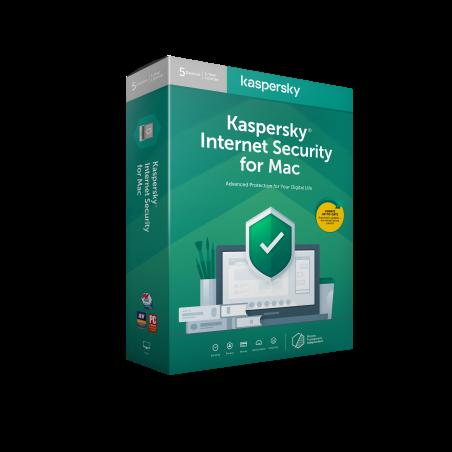 Kaspersky Internet Security pour Mac
